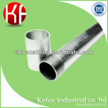 pipe sized 20mm/25mm/32mm Metal galvanized conduit