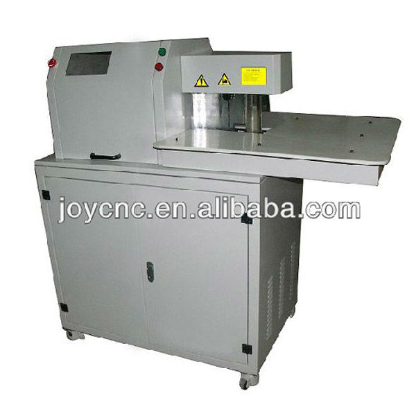 CNC machine used for letter bending