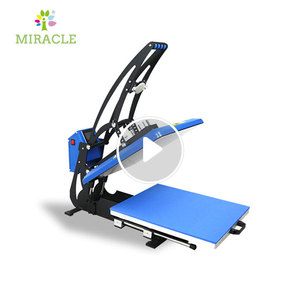 I-TRANSFER 38x38 Sublimation t-shirt Heat press transfer printing machine