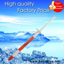 High performance and effective white silicone thermal paste/ grease/compound use in LED/CPU