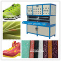 hard fold and high quality kpu/pu shoe making machine for rugby