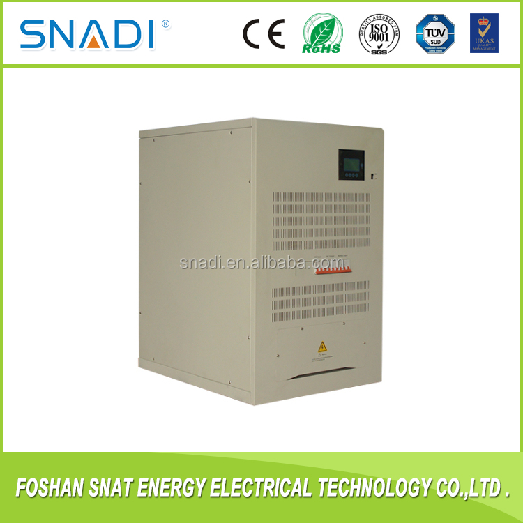 30KW Technical Inverters DC/AC Pure Sine wave inverter with solar energy