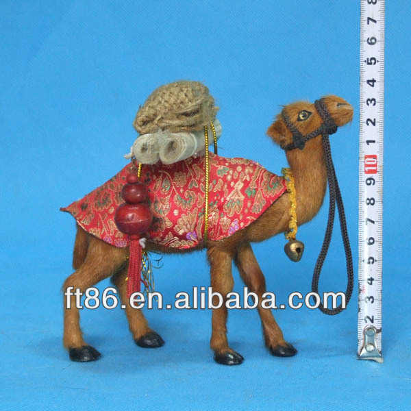Christmas Plush hot selling customized Leather camel wholesale