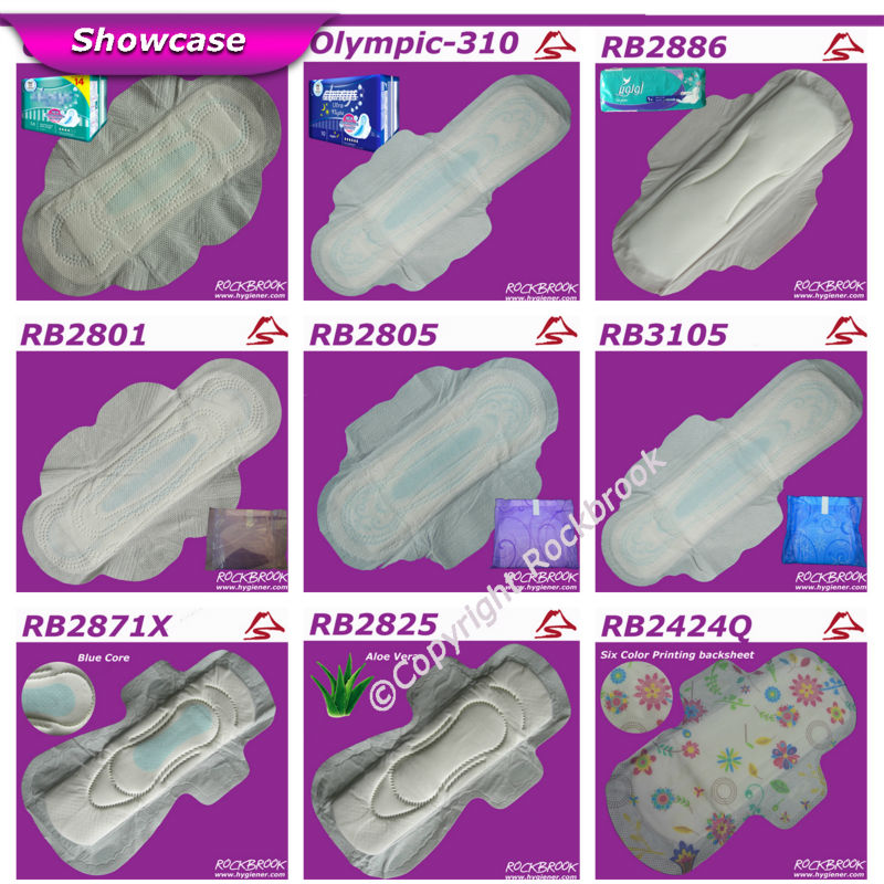Cheap Price Ultra Thin Overnight 10pcs/pack Female Sanitary Pad Wholesale in China