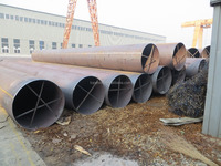 direct buy china ASTM A53 A106 GR black seamless steel pipe manufacture