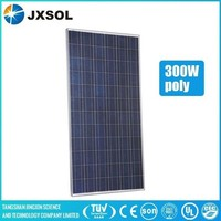 solar power for home solar systems for poly 300w solar panel with high quality