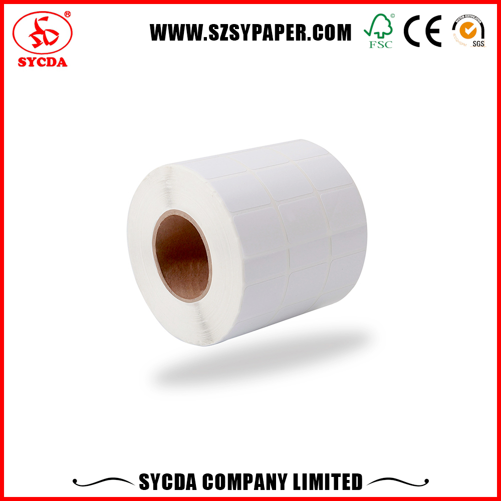 Sticker Laser Blank Addressing Shipping Personalized Adhesive Labels Water Proof Thermal Paper