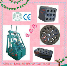 Public recognition!!charcoal honeycomb/brick briquette machine//CE and ISO approved