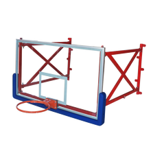Foldable Wall Mounted Basketball System(Actual Picture)