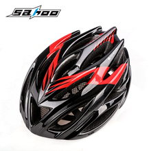 SAHOO Cycling Equipment EPS PVC Material 23 Air Vents In-mould Cycling Bike Bicycle Helmet
