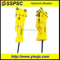 High quality impact jack hammer used hydraulic breaker for sale