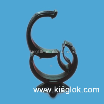 151-00367 Wire Clamp Wire saddle wire clamp nylon wire mount