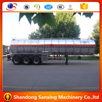 China Manufacturer Tractor Truck Tank Semi
