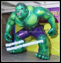 Advertising!!! Inflatable Man/Green People/Promotional Cartoon/3M W10349
