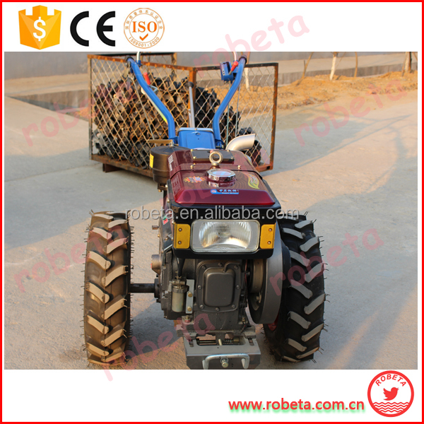 8-22hp two wheel kubota walking tractor agricultural tractor