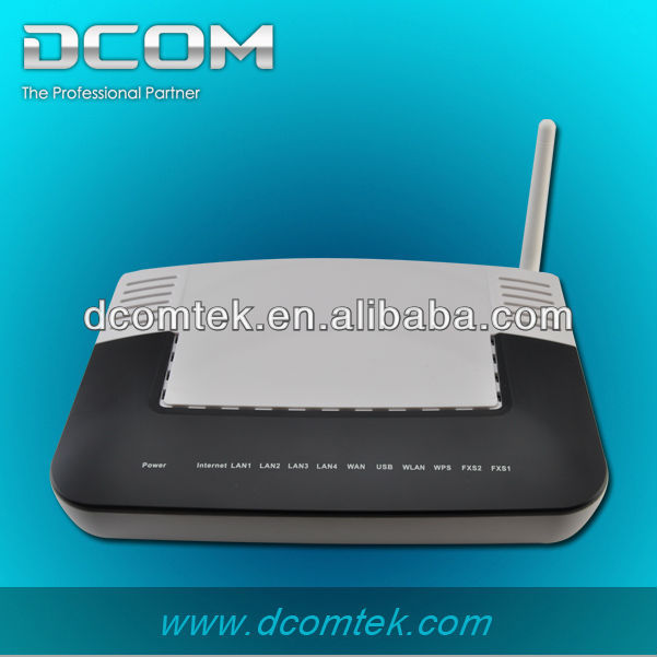 Routing from ADSL to LAN,wifi adsl modem router voip