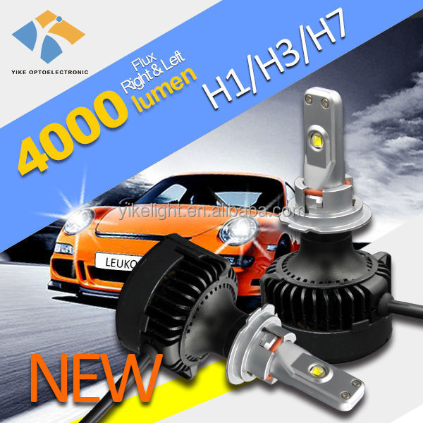 Auto led headlight h7 h9 h11 led headlight with canbus for BMW X1 X3 E90