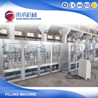 Mineral Water Plant Uht Milk Filling Machine with CE Standard