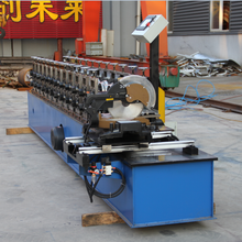 FX china fireproof auto shutter door roll forming machine