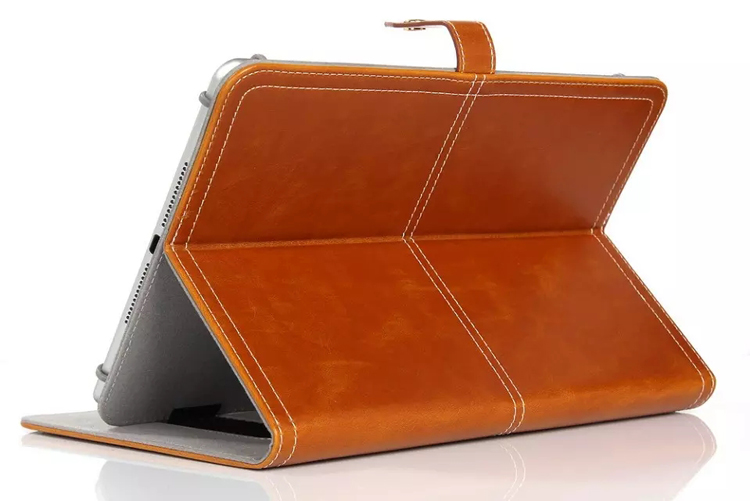 Fashionable Wholesale 7 8 9 10 inch Leather Universal Tablet Cover Case