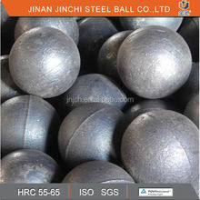 JCF hardness forged Steel Balls for grinding mine and cement