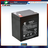 12V4AH Roll Up-Down Gates Battery, Toy Car Battery Rechargeable Battery
