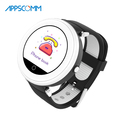 APPSCOMM 2018 Smart Watch Tracking Wristwatches GPS Tracker Watch Safety Monitor Watches GPS Watch for Kids