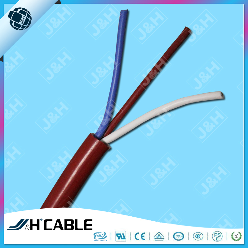 YGC/YGCP 4-240sqmm silicone cable multi-core high temperature resistant cable 450/750V
