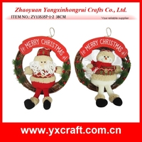 Christmas gift door hanging christmas hanger decoration New Year Festival Party