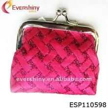 hot selling and special polyester 2012 best women wallet brands