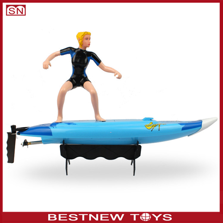 RC Surfer remote control surfer