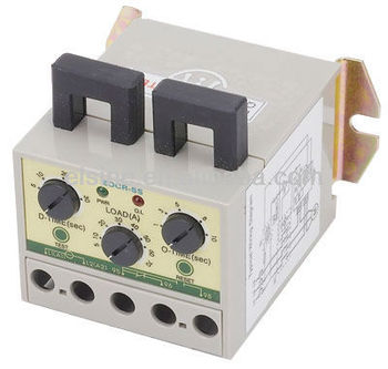 Eocr Ss Electronic Overload Protective Relay For Motor Or