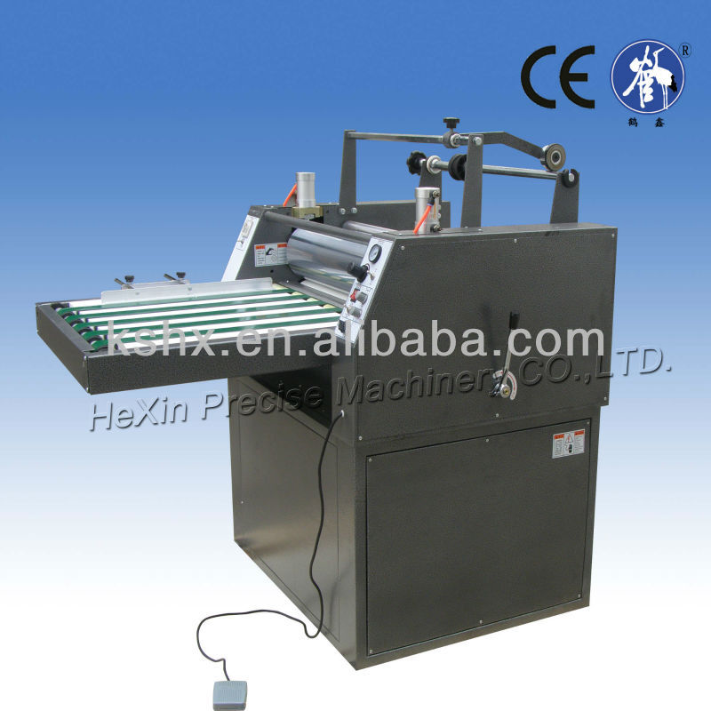 HX-1000F Photopaper Cold Press Laminating Machine
