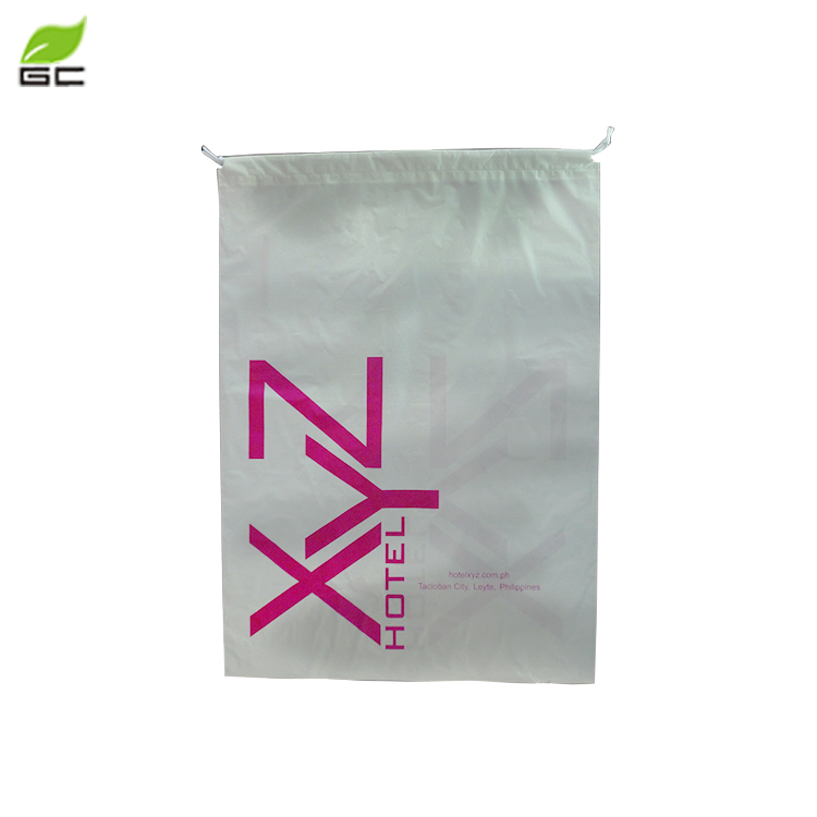 Eco friendly plastic shopping bag corn starch 100 biodegradable material biodegradable plastic carry bag
