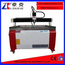 3 Axis CNC 1212 Router Engraver Engraving Drilling Milling Machine Mach3 Control 1200*1200mm ZK-1212