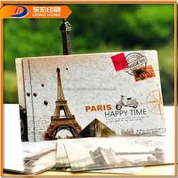 High Quality 3D Lenticular Postcard