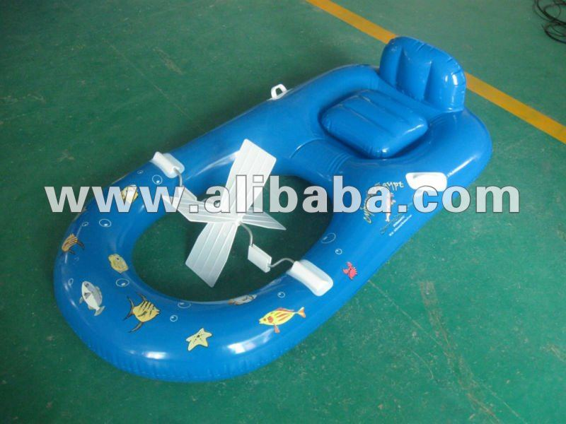 inflatable pedal-pedalo boat