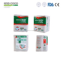 OEM Adult Diaper, Transparent Packing Disposable Adult Diapers