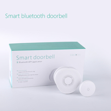 Android+IOS APP smart doorbell with 10 kinds of music rings & wireless doorbell package
