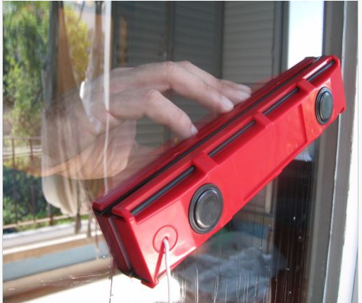 Wholesale Magent window cleaning squeegee