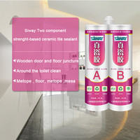 Siway Ceramic Tile Epoxy Grount Sealant Applicable to Floor Decorative Gap