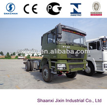 shacman uesd double axles military 4x4 camion trucks