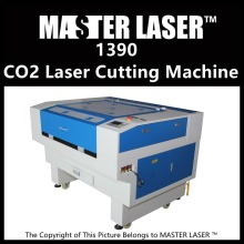 Professional Low Price Double Head Die Laser Cutting Machine for Wood Block