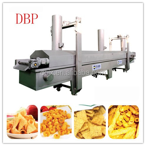 industrial potato chip maker machine chips frying machine