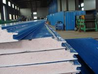 Automotive PU Sandwich Panels Roll Forming Machine for sale