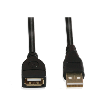 Free sample high quality male to female usb 2.0 extension cable