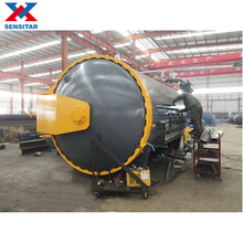 Automatic ceramic fiber pressure vessel for sale