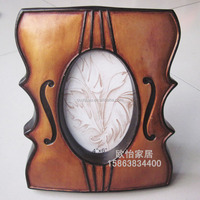 OY-813 Resin retro vintage antique decorative picture photo frame, European styling mirror frame