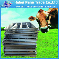 China fence factory price galvanized ho sale cheap cattle panels for sale