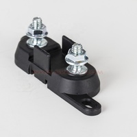 Customized engine mount rubber metal damper with screw